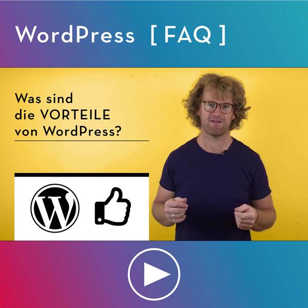 FAQ-WordPress-Infos-Was-sind-die-Vorteile-von-Wordpress