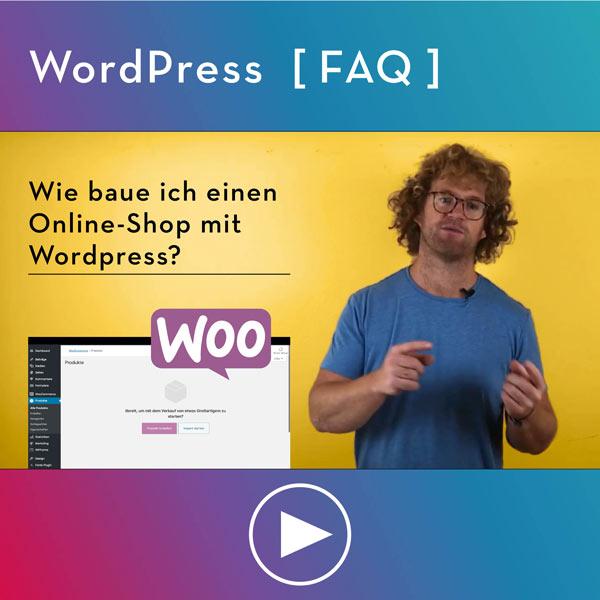 FAQ-WordPress-Infos-Wie-baue-ich-einen-Onlineshop-mit-WordPress