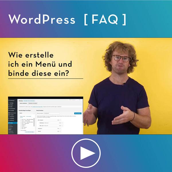 FAQ-WordPress-Infos-Wie-erstelle-ich-ein-Menue-und-binde-dieses-ein