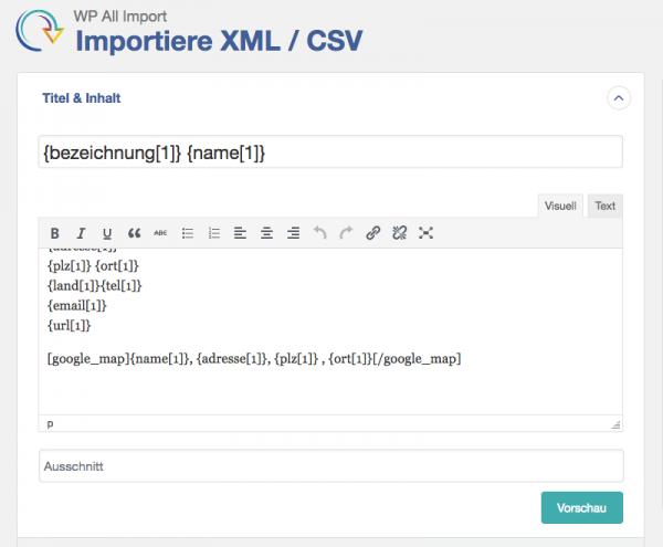 wp_all_import_daten_importieren