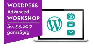 Wordpress Workshop advanced Wien