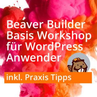 Beaver-Builder-Basis-Workshop