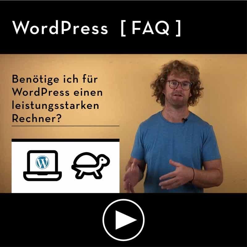 FAQ-Benoetige-ich-fuer-WordPress-einen-guten-PC