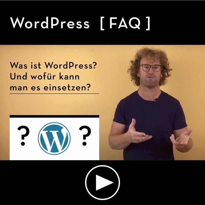FAQ-Was-ist-Wordpress