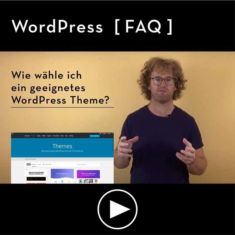 FAQ-Wie-waehle-ich-ein-WordPress-Theme