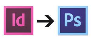 InDesign in Photoshop verwandeln