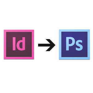 InDesign in Photoshop verwandeln